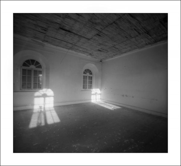 Prison Through a Pinhole, ©Mark Doxey 2015
