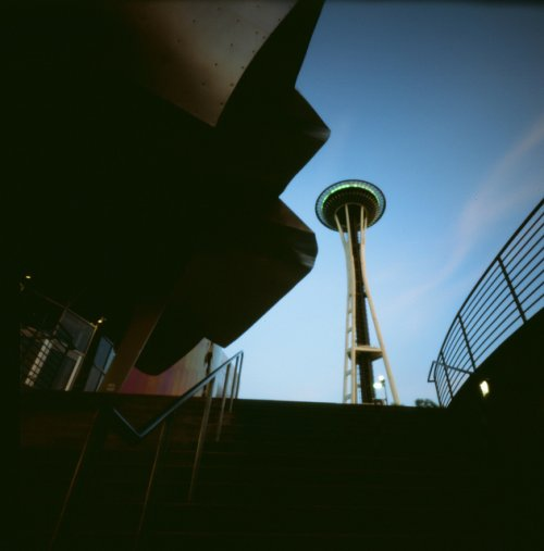 Space Needle P66W, ©Todd Schlemmer 2015