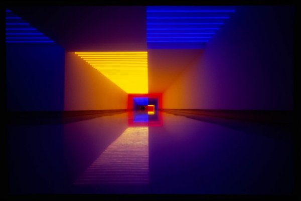 Coloured Underpass, ©Martin Martinsson
