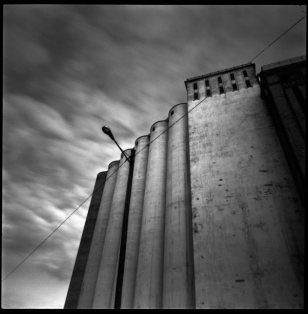 Silos, ©Olle Pursiainen