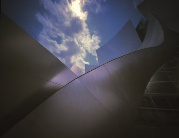 Walt Disney Concert Hall, ©James Thorpe 2016