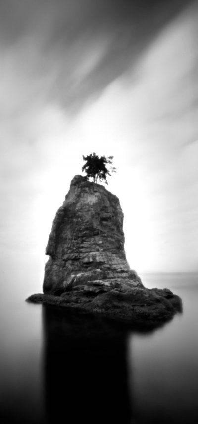 Siwash Rock, ©Michael D Hawley 2016