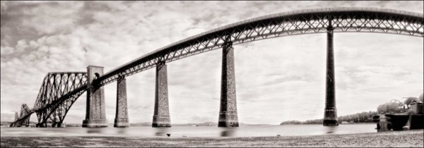 Forth-Bridge, ©Rudi Neumaier 2016