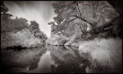 Infrared Riverbed 1 ©Paul Barden