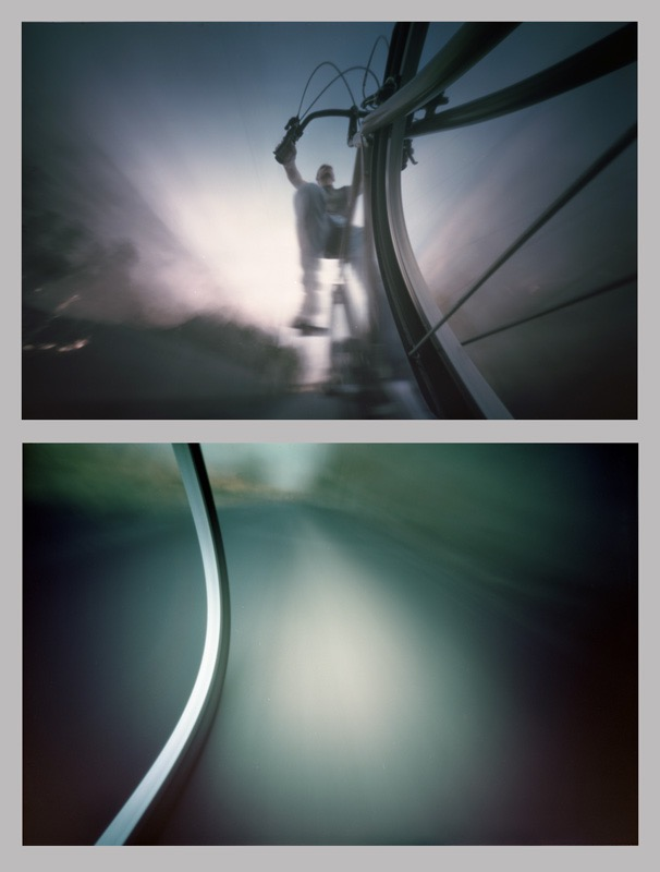 Twilight Cycle - Diptych 2, ©James Guerin